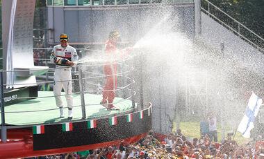 Sergio Perez Sauber GP Italien 2012