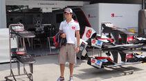 Sergio Perez - Sauber - GP Malaysia - 22. März 2012