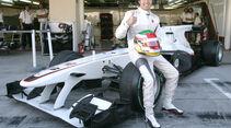 Sergio Perez - Sauber