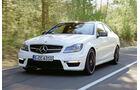 Serienfahrzeuge Coupés bis 150 000 € - Mercedes CLS 63 AMG