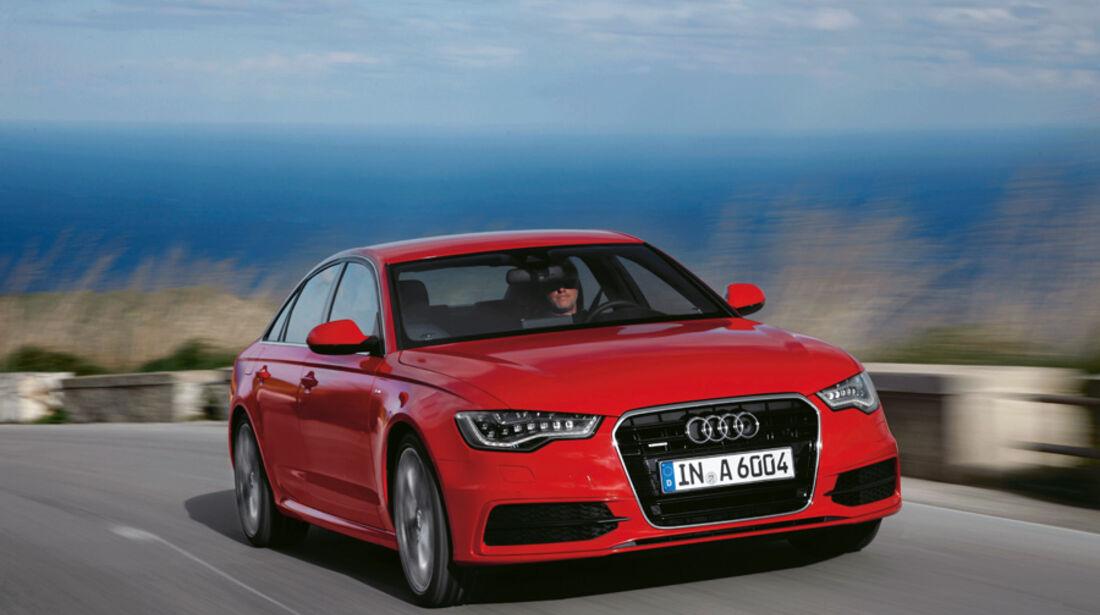 Serienfahrzeuge Diesel - Audi A6 3.0 TDI quattro