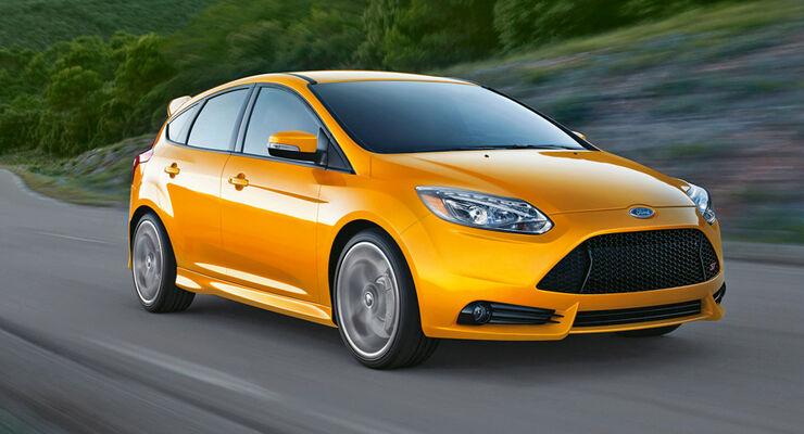 Serienfahrzeuge Kompaktwagen - Ford Focus ST