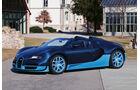 Serienfahrzeuge Supersportler - Bugatti Grand Sport Vitesse