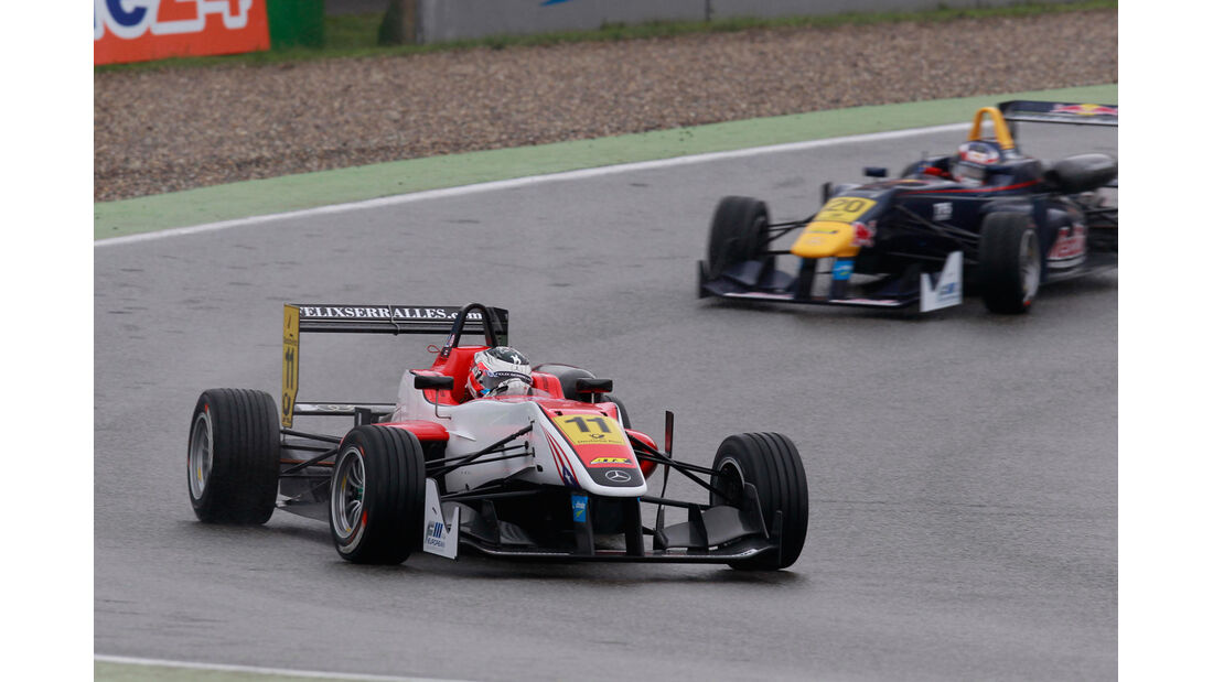 Serralles - Formel 3 Hockenheim 2013
