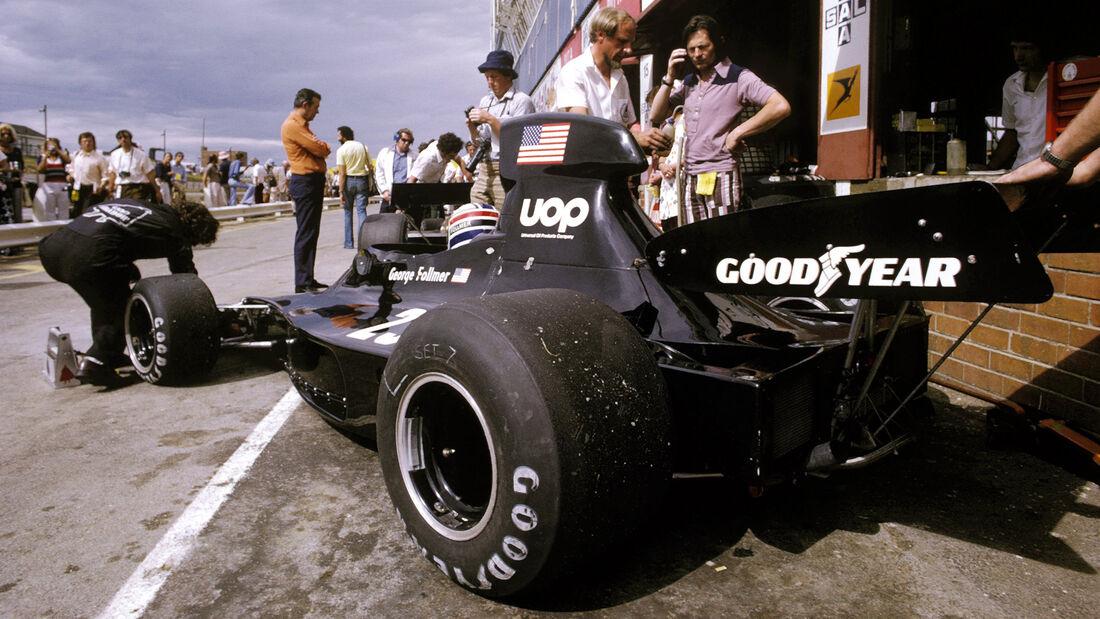 Shadow DN1-Cosworth - Rennwagen