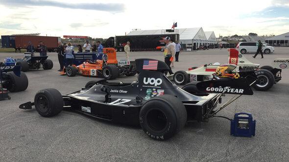 Shadow DN1 - F1 Klassiker - Austin - GP USA 2016