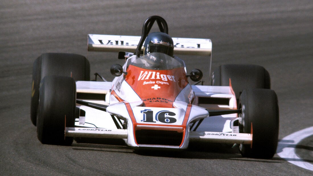 Shadow DN9 Ford - Zandvoort 1978