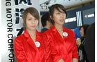 Shanghai Auto Show Girls