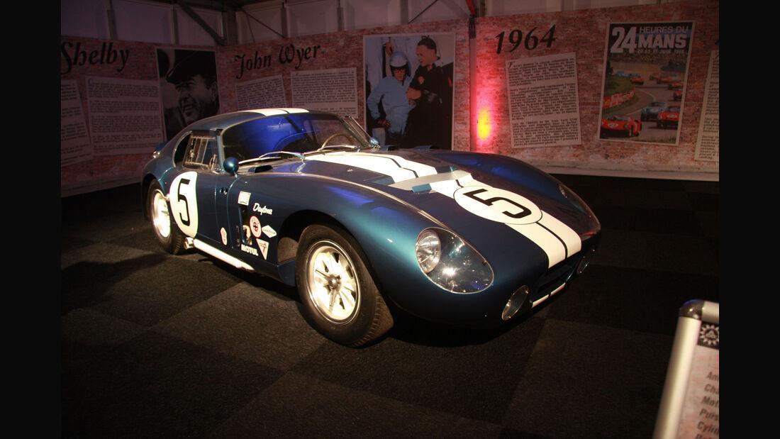 Shelby Cobra Daytona #5 1964 - Ausstellung - Le Mans