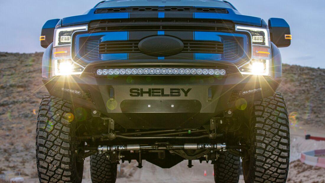 Shelby F-250 Super Baja Truck