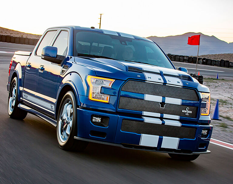 Ford F150 Shelby >> Shelby Ford F 150 Super Snake 750 Ps Im Power Pickup Auto