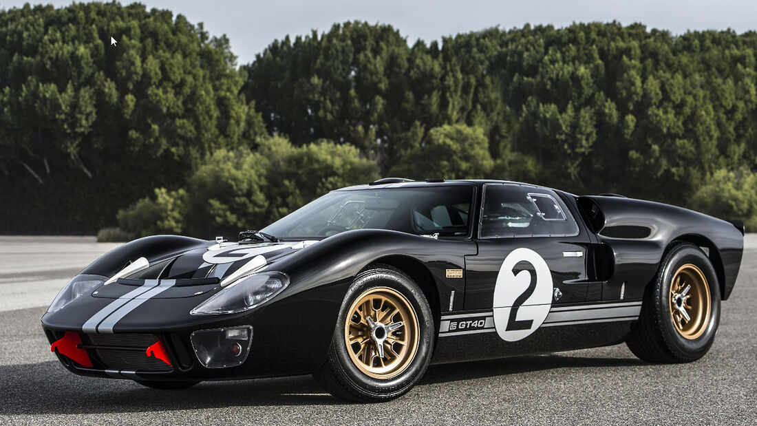 Shelby Ford GT 40 MkII