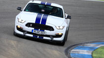 Shelby GT350 Mustang, Frontansicht