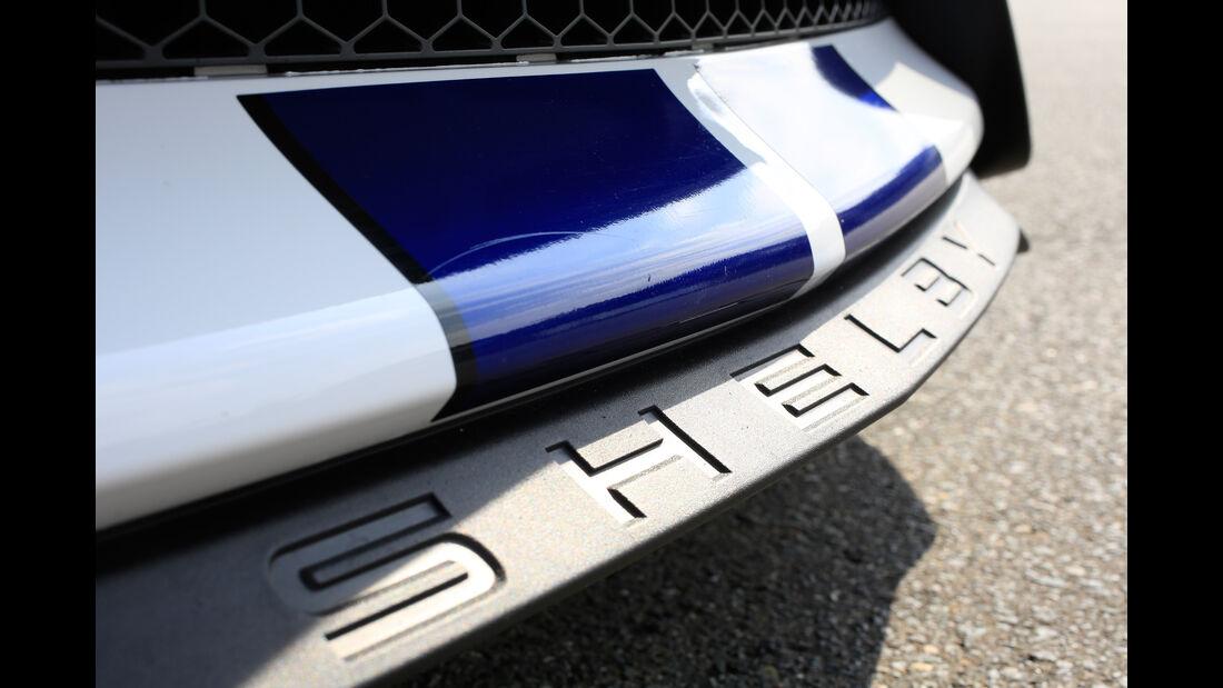 Shelby GT350 Mustang, Frontschürze