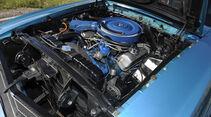 Shelby Mustang GT 500, Baujahr 1969, Motor