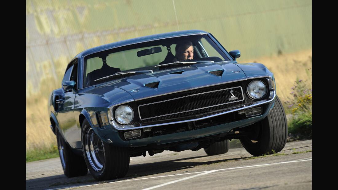 Shelby Mustang GT 500, Baujahr 1969