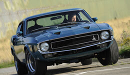 Shelby Mustang GT 500, Baujahr 1969