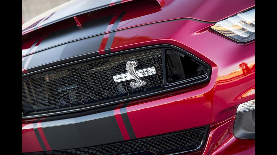 Shelby Super Snake Mustang 2015