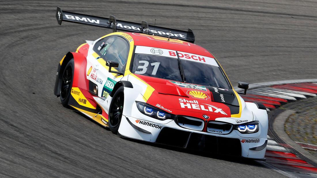 Sheldon Van der Linde - BMW - DTM-Auto 2020