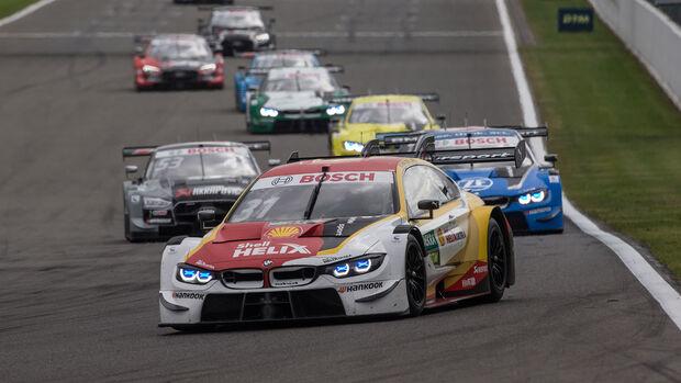 Sheldon van der Linde - BMW M4 - DTM - Spa-Francorchamps 2020