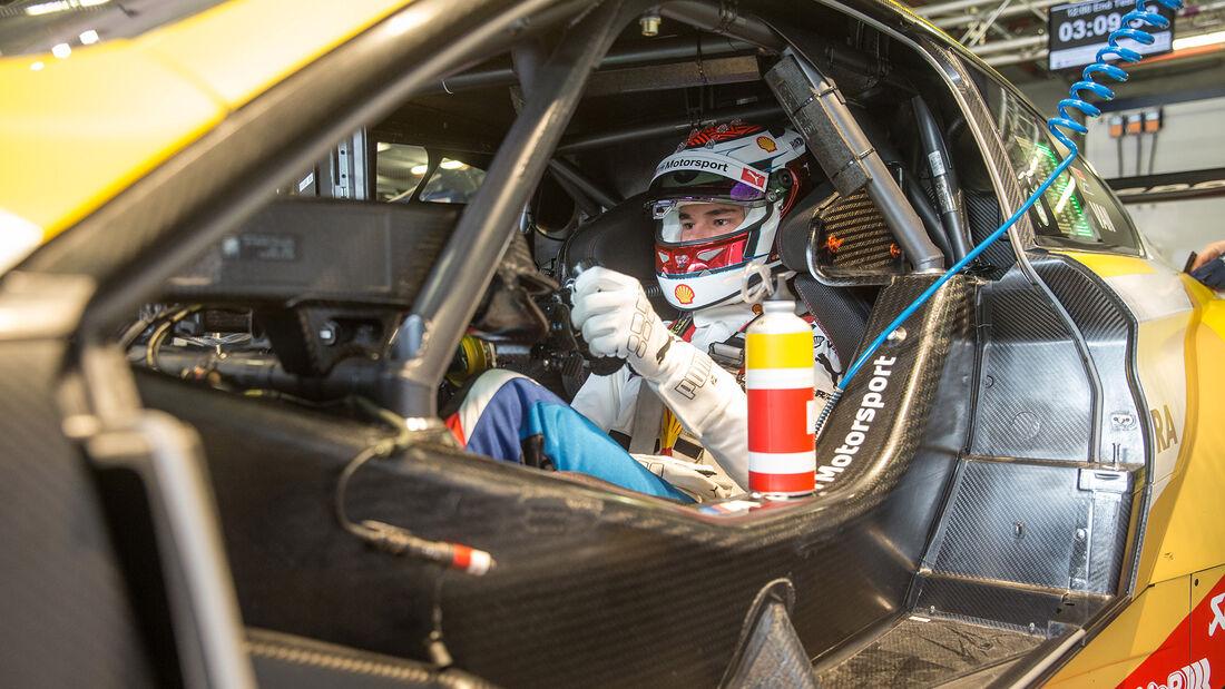 Sheldon van der Linde - BMW M4 - DTM - Testfahrten - Nürburgring - 8. Juni 2020