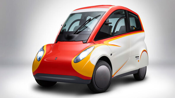 Shell City Car Concept Murray T.25