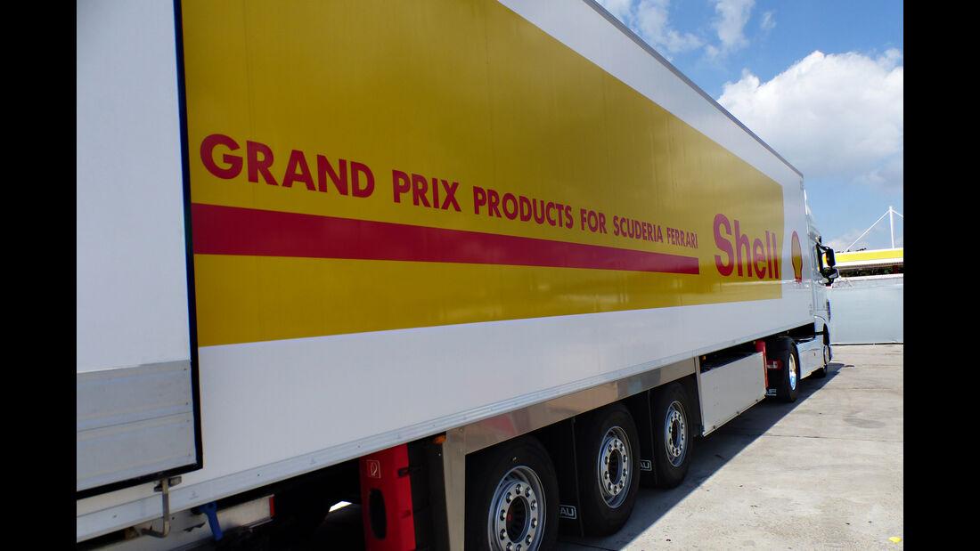 Shell - Formel 1 - GP Deutschland - Hockenheim - 27. Juli 2016