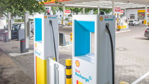 Shell Recharge Elektromobilität Digital Paket Advertorial