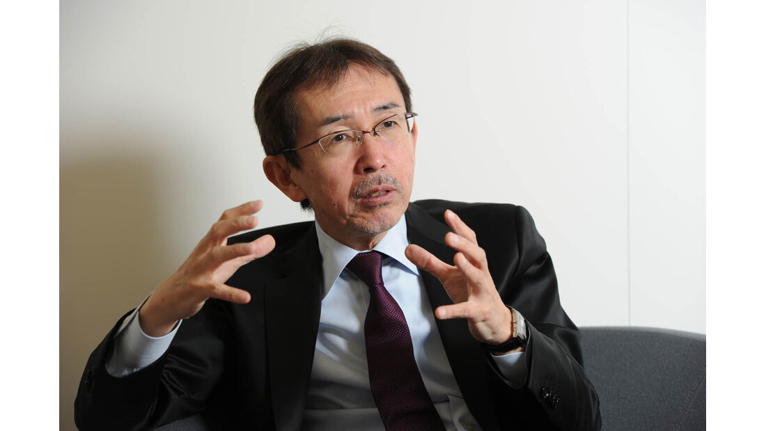 Shiro Nakamura, ams1314, Nissan, Designerköpfe