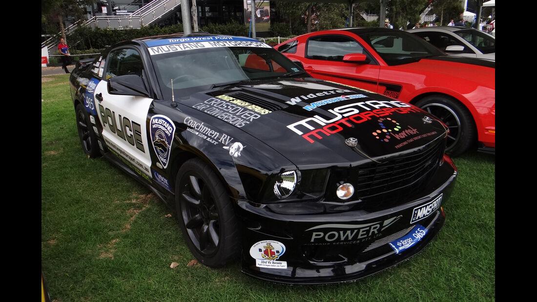 Showcar - GP Australien - Melbourne - 15. März 2012
