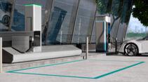 Sicharger Siemens Laderoboter