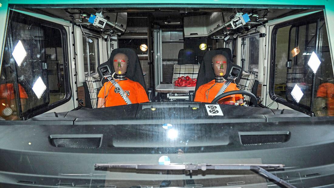 Sicherheit Wohnmobil, Sicherheitskampagne