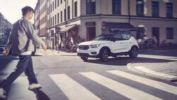 Sicherheitsausstattung von Volvo