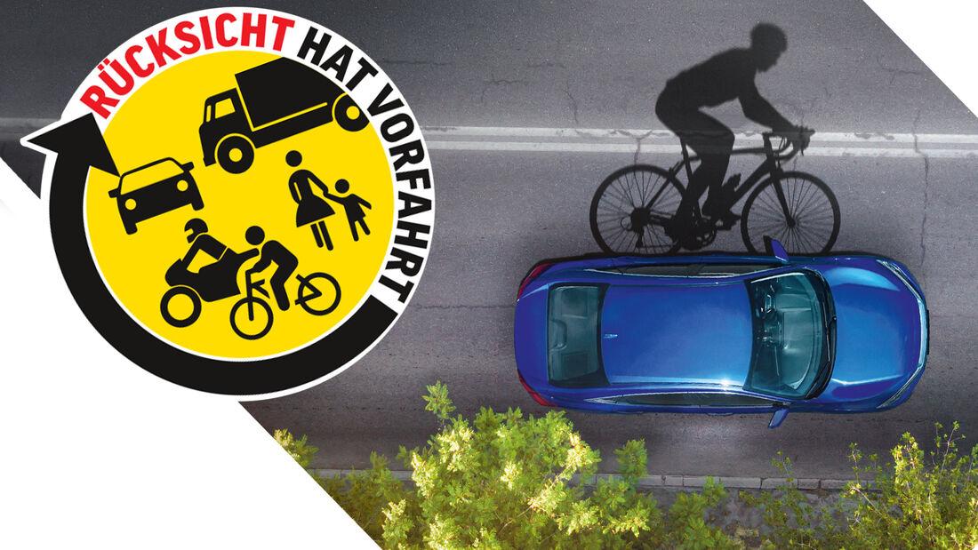 Sicherheitskampagne auto motor und sport 2021