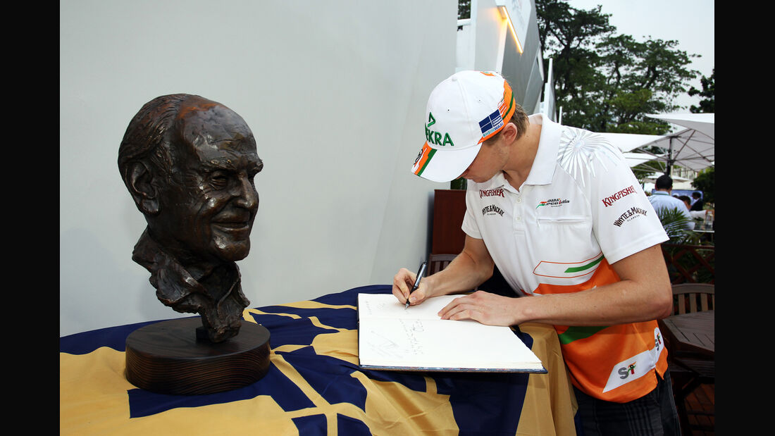 Sid Watkins Tribute - GP Singapur 2012