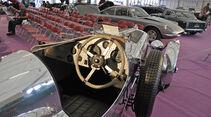 Siddeley Streamline Cockpit, Auto der Coys-Auktion auf dem AvD Oldtimer Grand-Prix 2010