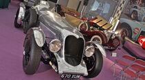 Siddeley Streamline und Mercedes-Benz 500 K Cabriolet, Auto der Coys-Auktion auf dem AvD Oldtimer Grand-Prix 2010