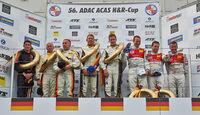 Siegerehrung - VLN Nürburgring - 3. Lauf - 26. April 2014