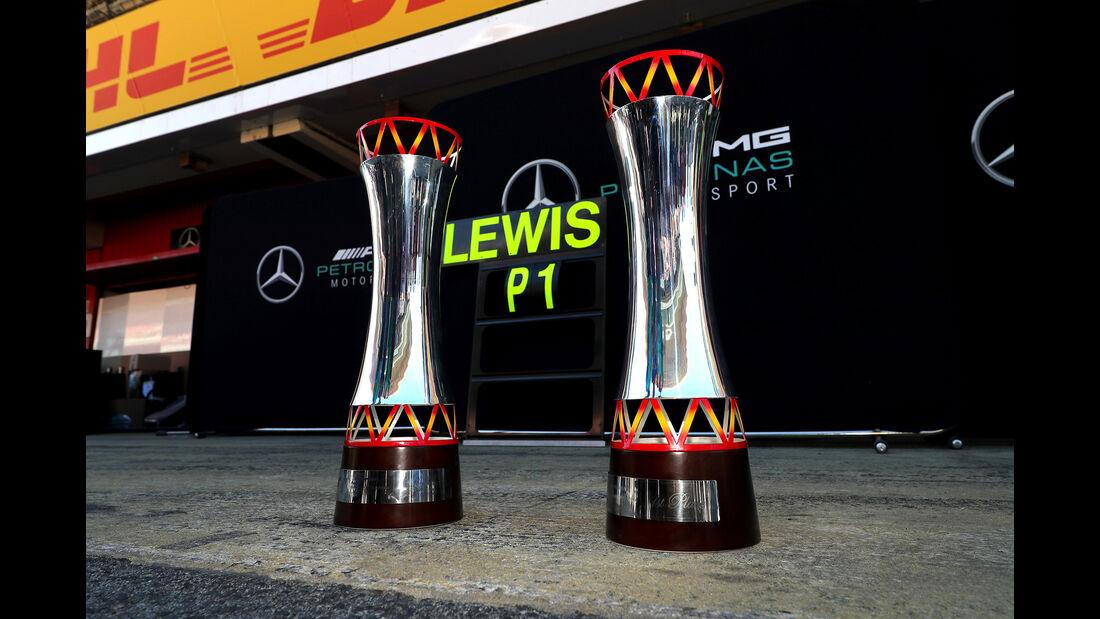 Siegerpokal - GP Spanien 2017