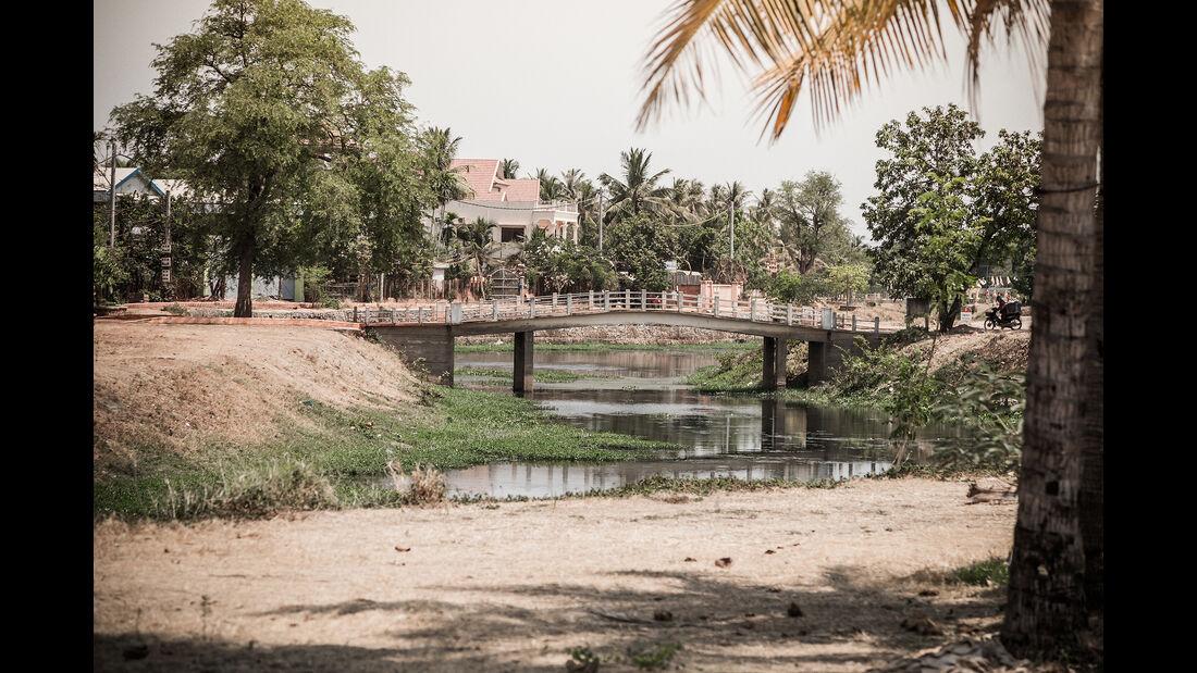 Siem Reap Landschaft