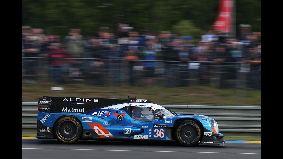 Signatech Alpine Nissan - #36 - 24h Le Mans - Sonntag - 19.06.2016