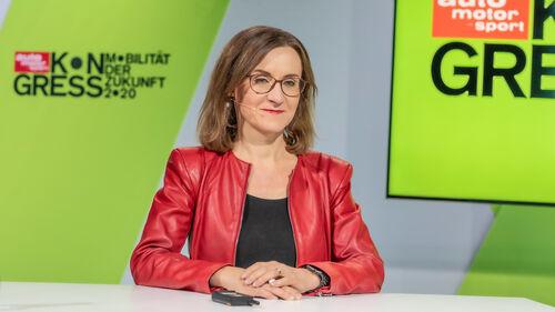 Sigrid Nikutta auto motor und sport Kongress 2020