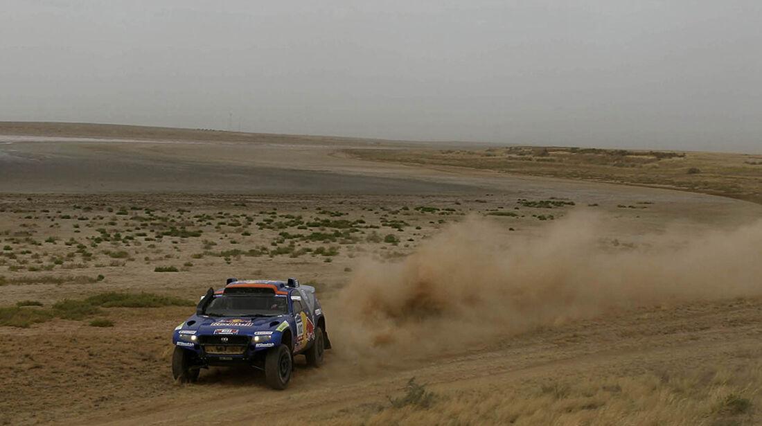 Silkway Rallye 2010 Teil 4