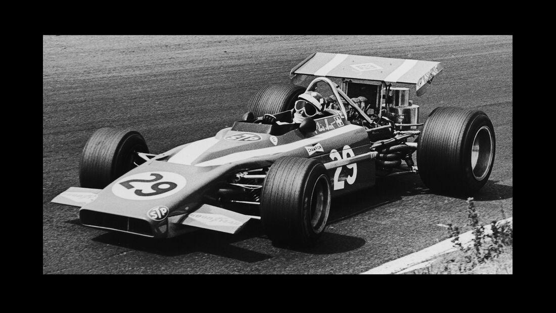 Silvio Moser - Bellasi F1 70 - Formel 1 - 1971