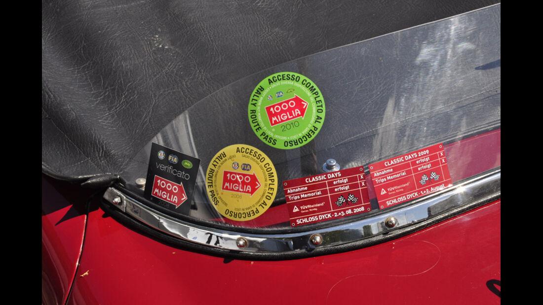 Silvretta Classic 2011 - Panhard 750 Sport Spider