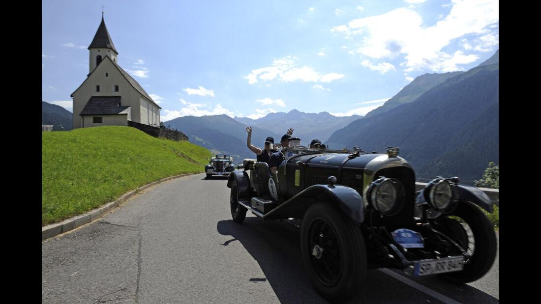 Silvretta Classic 2011 - die schönsten Bilder der dritten Etappe