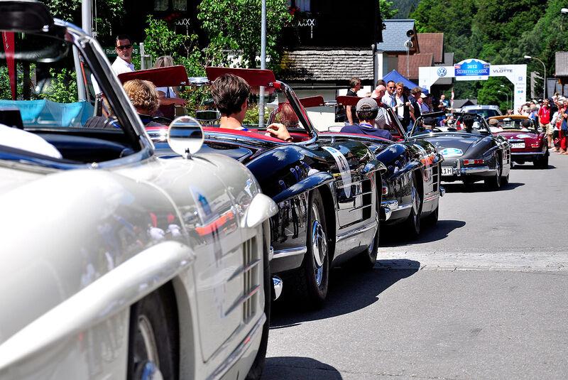 Silvretta Classic 2012, Tag 1, mokla 0712