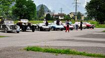 Silvretta Classic 2012, Vortag, Rallyelehrgang, mokla, 0712