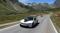 Silvretta Classic 2014, Impressionen E-Autos, Tag 1