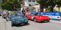 Silvretta Classic 2018, Rallye, Oldtimer